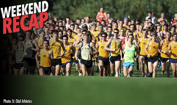Weekend College XC Recap: Down Go The DIII Champs – St. Olaf Men Fall to UW-Eau Claire