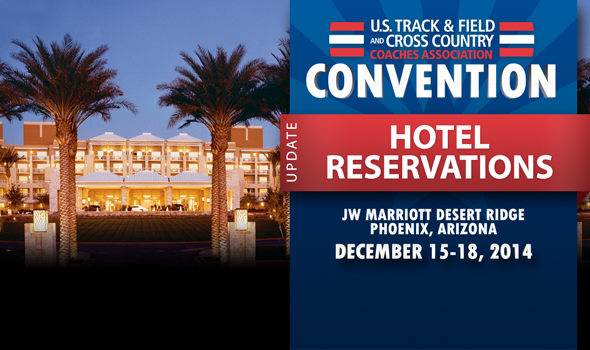 2014 Convention Update: Special Hotel Reservation Rates