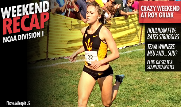 Weekend College XC Recap: Crazy Weekend At Roy Griak