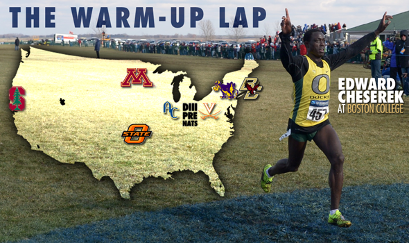 "The Warm-Up Lap: Let the Party Begin! Division I ""Countable Season"" Begins Today"
