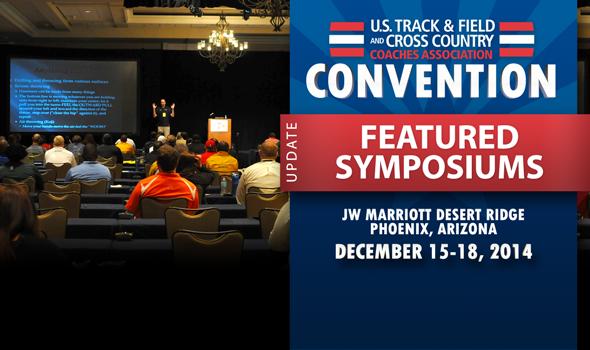 2014 USTFCCCA Convention Update: Featured Symposium Speakers