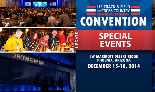 2014 USTFCCCA Convention Update: Special Events