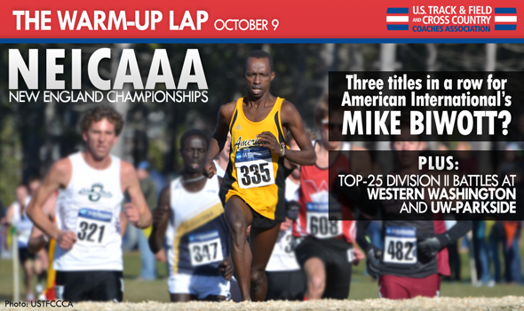 The Warm-Up Lap: New England NEICAAA Championships Top the Weekend College XC Schedule