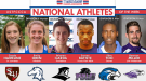 National Athletes of the Week Include Final Regular-Season DI & DIII Honorees