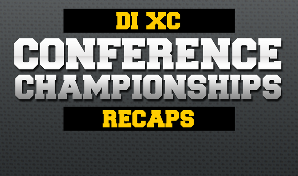 Division I & III XC Conference Championships Recaps (FULL WEEKEND)