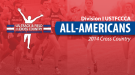 2014 USTCCCA All-Americans for NCAA Division I Cross Country