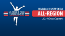 Division II XC All-Region Honorees Announced for 2014
