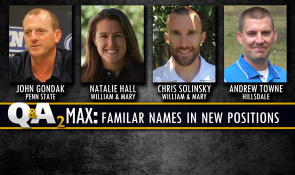 QA₂ Max: Familiar Names With New Titles