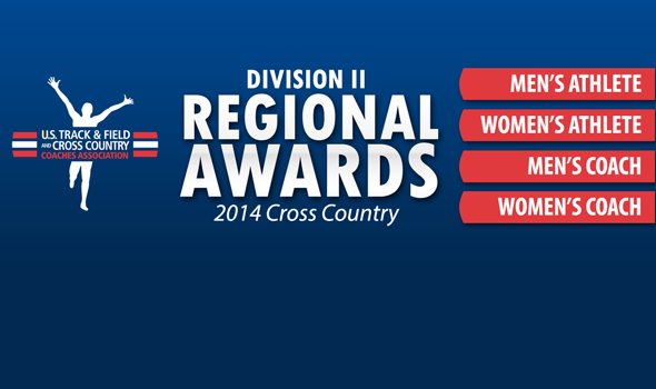 Division II XC Regional Athletes and Coaches of the Year Announced for 2014 Season
