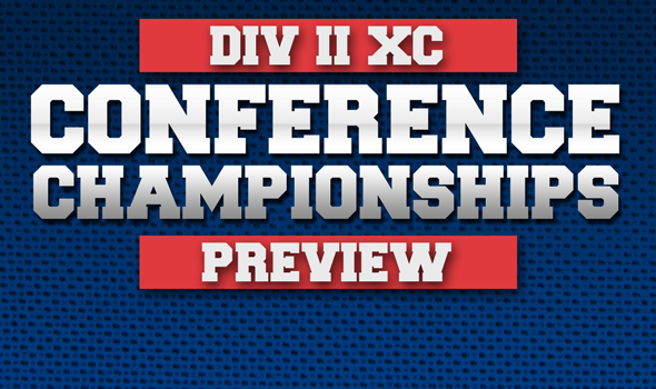 Division II XC Takes Center Stage with Conference Championships