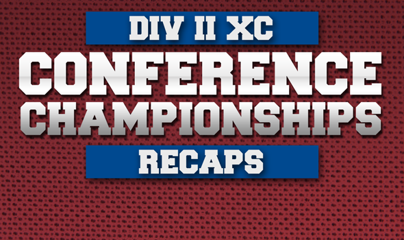 WEEKEND RECAP: Division II Conference Championships