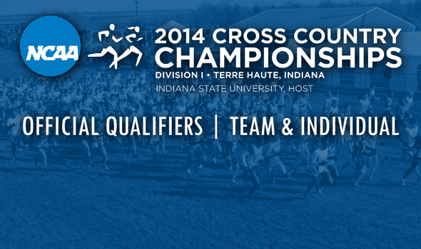 Official Qualifiers for 2014 NCAA Division I Cross Country Championships Announced