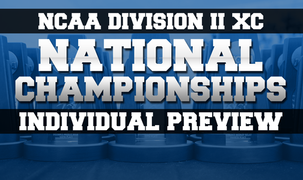 Division II XC Championships Preview – Individual Races