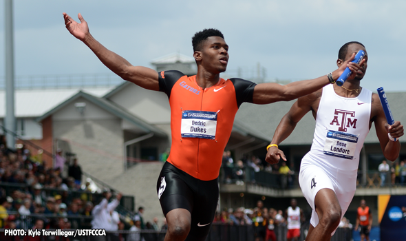 Florida Men Projected as Preseason Favorites in NCAA Division I Indoor Track & Field