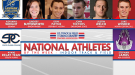 National Athletes of the Week Feature National Records and Season Leaders