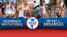 THE WARM-UP LAP: National Meet of the Week Preview – Arkansas Razorback Invitational