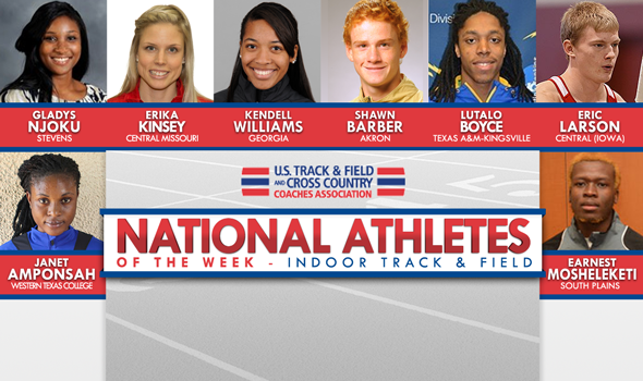 National Athletes of the Week: Another Week, Another Vault Record