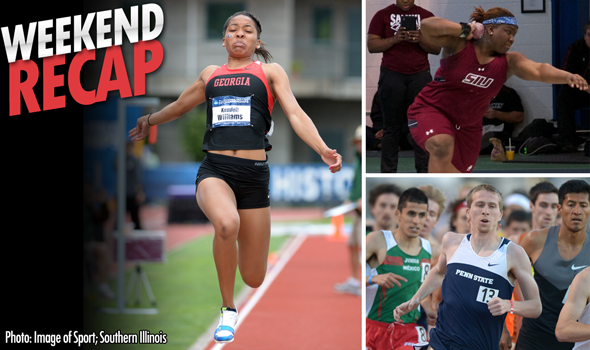 #DidYouSeeThat: College T&F Weekend Was Much More Than Just The Pole Vault