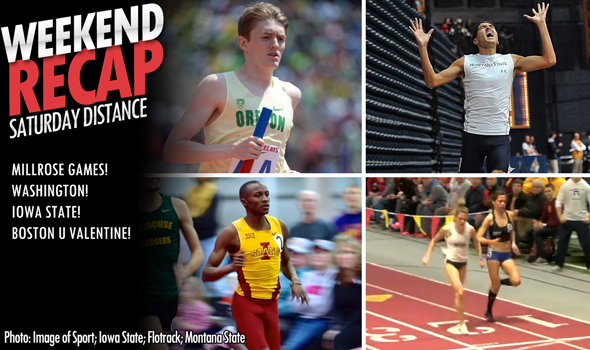 #DidYouSeeThat Recap: Historic & Dramatic College Distance Performances Across The Nation on Saturday