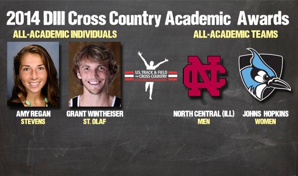NCAA Division III Cross Country Academic Awards