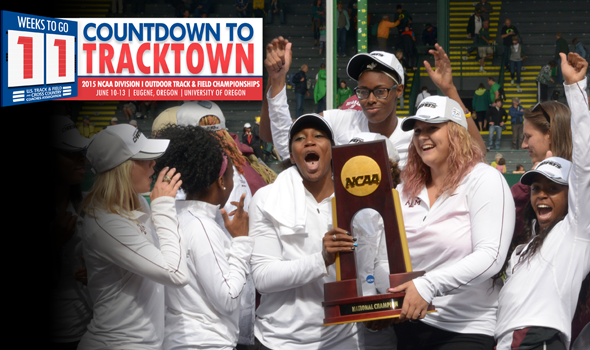 Texas A&M Women Projected as Narrow Preseason Favorites to Defend DI Outdoor Crown