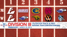 Preseason NCAA DIII Outdoor National Team Rankings Announced