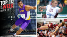 Best Marks of the College T&F Weekend: March 16-22