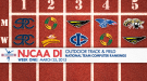 First NJCAA Division I Outdoor T&F National Team Rankings Released