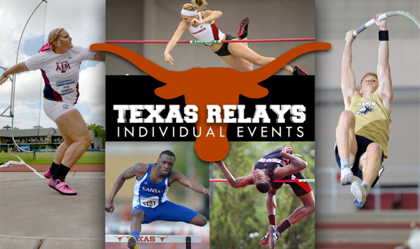 TEXAS RELAYS PREVIEW: Individual Events