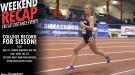 WEEKEND RECAP: Sisson's Collegiate 5000 Meters Record Headlines Fri/Sat Distance Action
