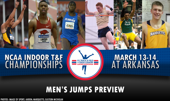NCAA DI Indoor Championships Preview: Men's Jumps