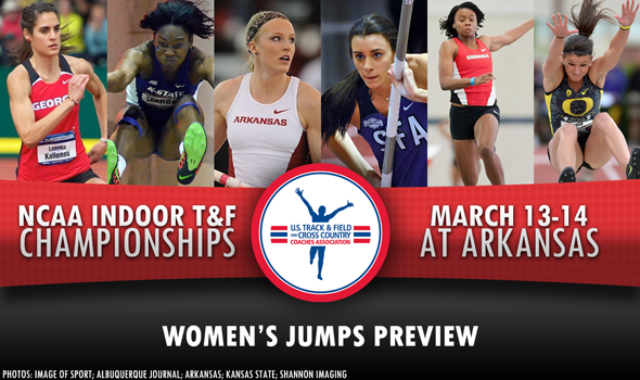 NCAA DI Indoor Championships Preview: Women's Jumps