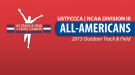All-America Honorees Announced for 2015 NCAA DIII Outdoor Season