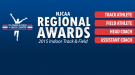 Inaugural NJCAA Regional Awards Announced for 2015 Indoor Track & Field