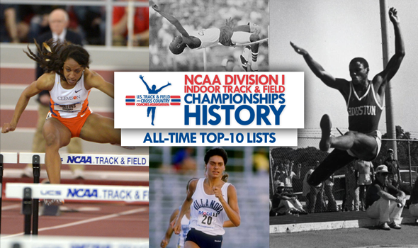 CHAMPIONSHIPS HISTORY: A Trip Through Time in the DI Championships All-Time Top-10 Lists
