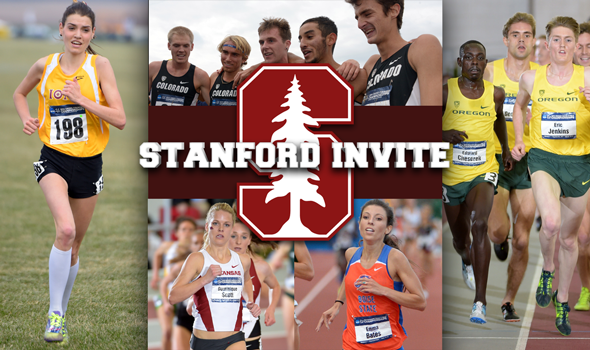 Cross Country Express Stanford Invitational Accepted Entries