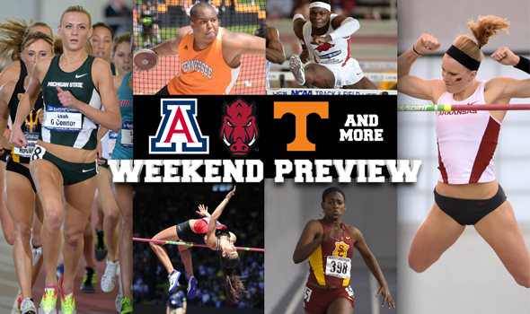 WEEKEND PREVIEWS: Arizona, Tennessee, Arkansas and More