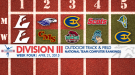 Shakeup Highlights Week Four Division III Rankings