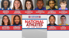 National Athletes of the Week Honor Historically Fast Sprints