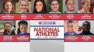 National Athletes of the Week Turn in Elite Performances at Penn, Drake, and More