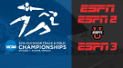 ESPN Announces Historic Live Television Coverage Schedule for NCAA DI Outdoor Championships