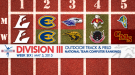 Conference Meet Action Shakes Up Week Six DIII Rankings