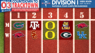Conference Championships Shake Up NCAA DI Outdoor National Rankings