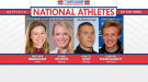 Final 2014-15 National Athletes of the Week Turn in All-Time Performances