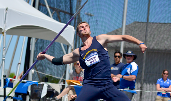 Texas A&M-Commerce Men Favored for NCAA DII Outdoor Title