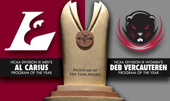 UW-La Crosse, MIT Earn NCAA DIII Program of the Year Awards