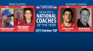 National Coaches of the Year for NCAA DII Outdoor T&F Announced