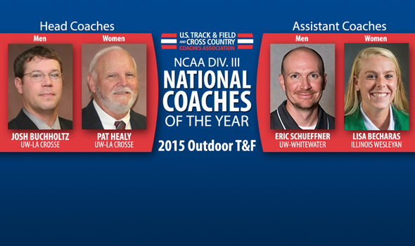 National Coaches of the Year for NCAA DIII Outdoor T&F Announced