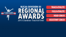 Inaugural NJCAA DIII Outdoor T&F Regional Award Winners Announced
