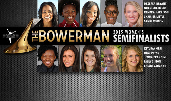 Women's Bowerman Trophy Semifinalists Announced